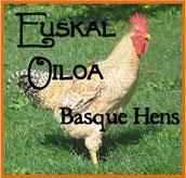 Scratch Cradle: Basque Hens