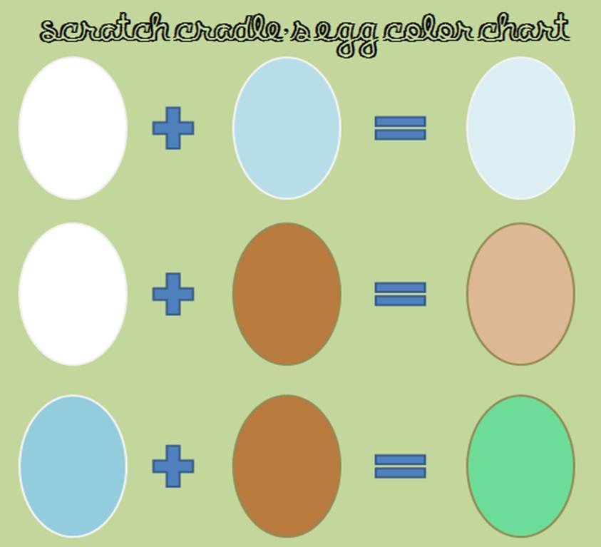 Gms3 Breeding For Other Egg Colors Scratch Cradle